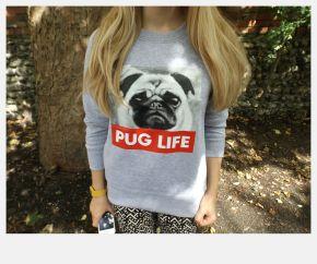 Pug Life OOTD