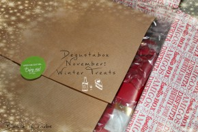 November Degustabox: Winter Treats