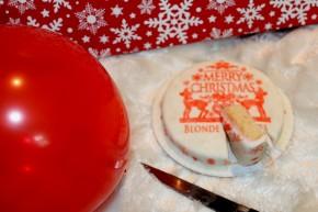 Bakerdays Letterbox Christmascake