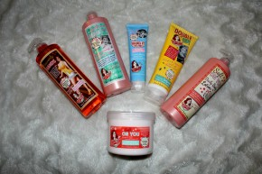 Ginger and Co pamperingproducts