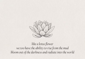 I am a lotusflower